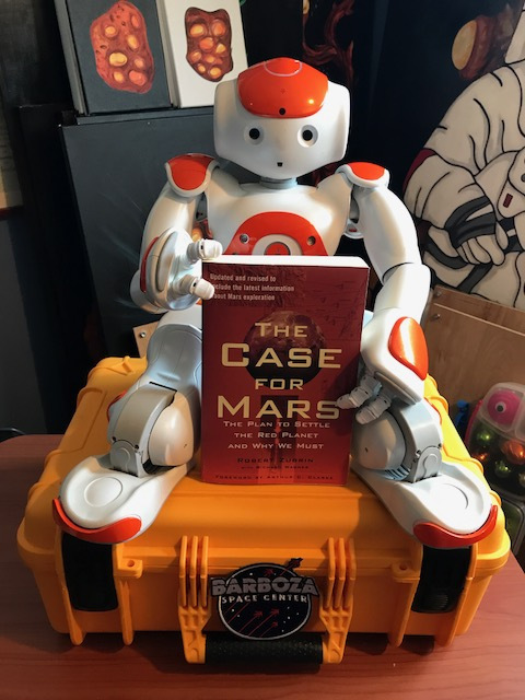 Book Review: The Case for Mars: The Plan to Settle the Red Planet and Why We Must